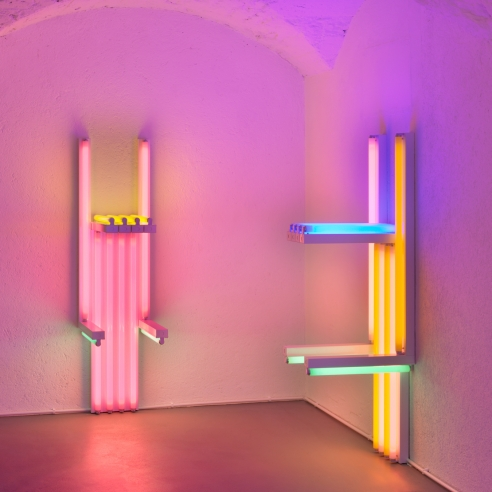 Dan Flavin, to Lucie Rie and Hans Coper, master potters