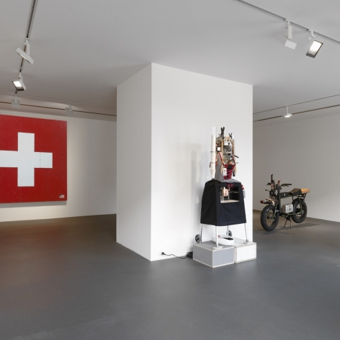 Tom Sachs Demystifies Son Obession Suisse