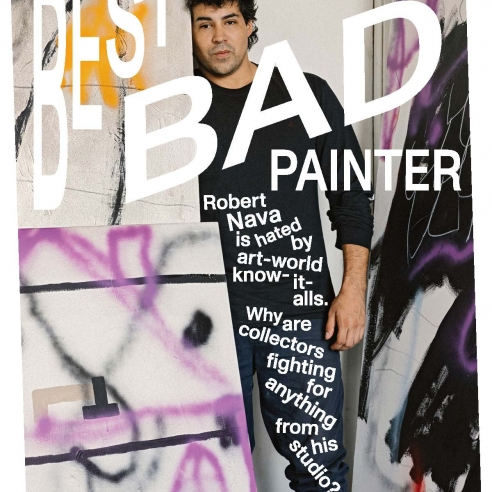 The Best Bad Painter