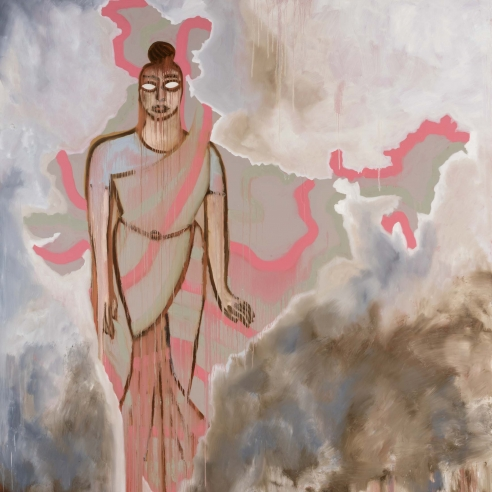 Francesco Clemente Returns to His Most Enduring Place of Inspiration