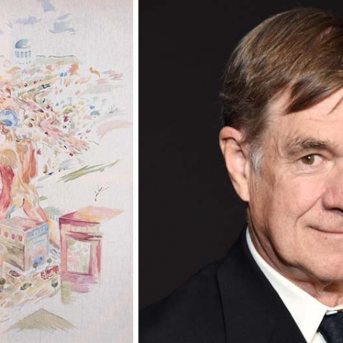 Gus Van Sant Bows His First New York Solo Art Show