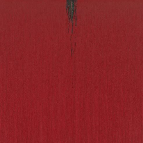 Red by Pat Steir