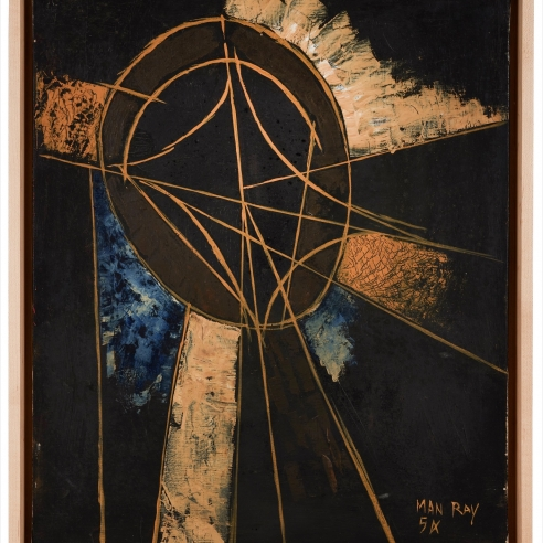 Man Ray & Picabia