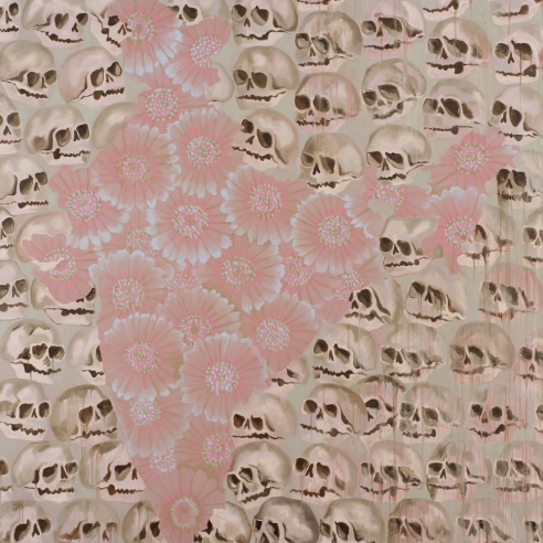 Explore India in Francesco Clemente's Cross-Cultural Journey Through 'Contradictory Reality'