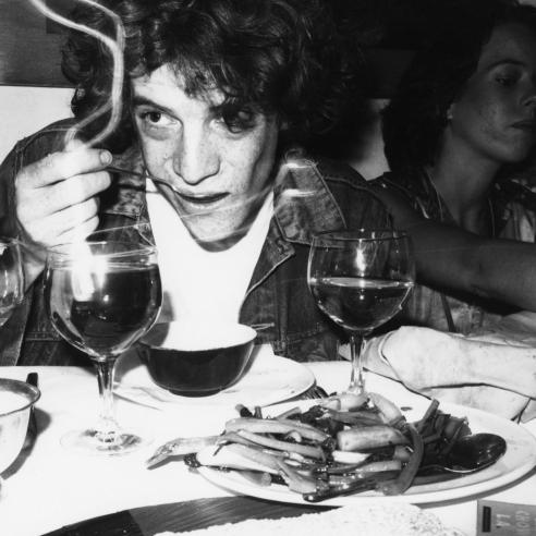 John Paul Getty III, Los Angeles, 1978