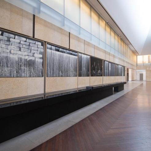 Gravity's Rainbow: Hot on the Heels of Key Showcases, Painter Pat Steir Preps Major Washington, D.C. Exhibition