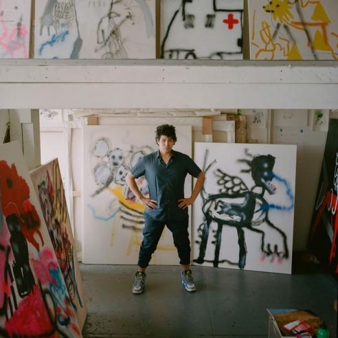 Acclaimed artist Robert Nava returns to alma mater IUN