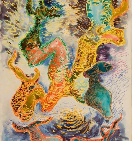 Fantasy: Chaim Gross Drawings 1944-50