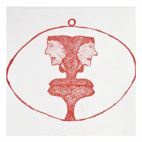 Louise Bourgeois Caryatid, 2001