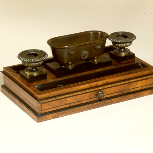 Inkstand in the Regency Taste