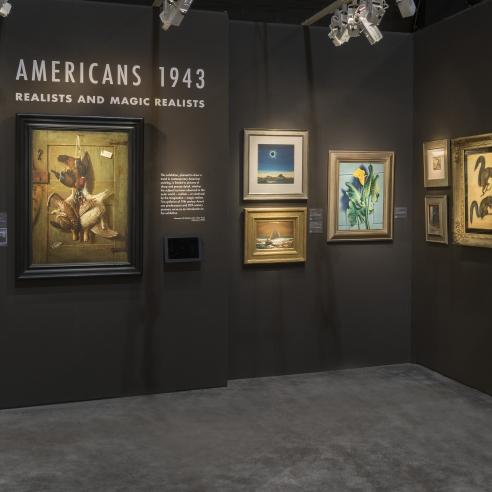 The Art Show 2018: Hirschl & Adler Galleries