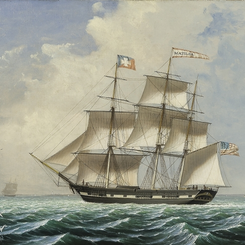 Fitz Henry Lane (1804–1865)