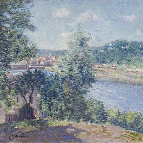 Julian Alden Weir (1852–1919)