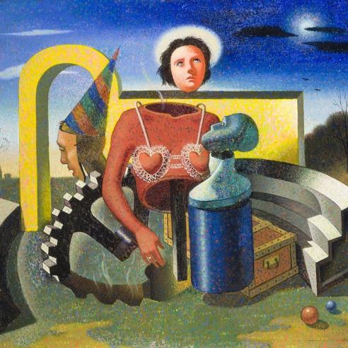 Surrealism and Magic Realism