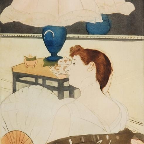 Mary Cassatt (1844–1926)