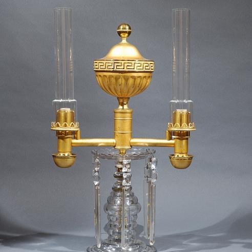 Double Argand Lamp