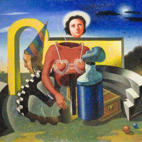 George Marinko (1908–1989)