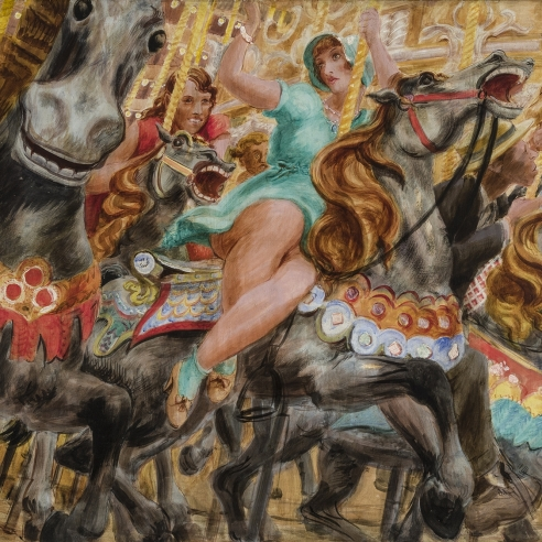 Reginald Marsh (1898–1954)