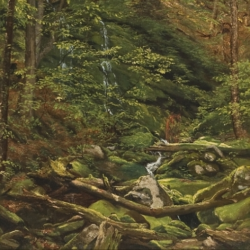 Jervis McEntee (1828–1891)