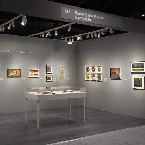 The Art Show 2018: Hirschl & Adler Modern