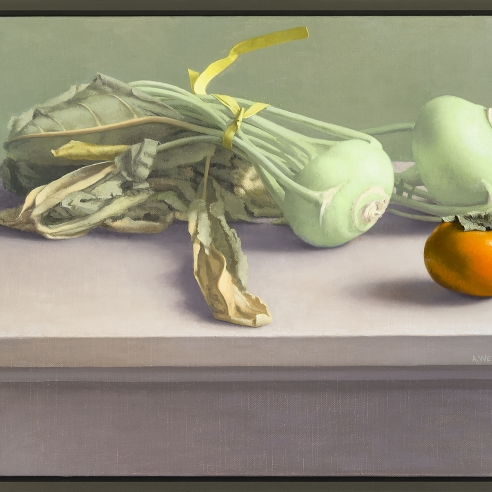 Amy Weiskopf (b. 1957)