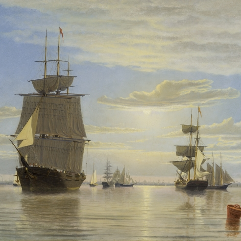 William Bradford (1823–1892)