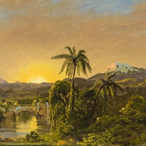 Frederic Edwin Church (1826–1900)