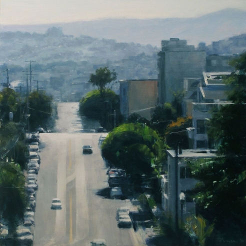Ben Aronson, Distilled Realities