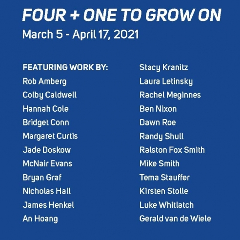 Four + One to Grow On