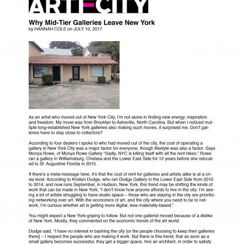 Art F City