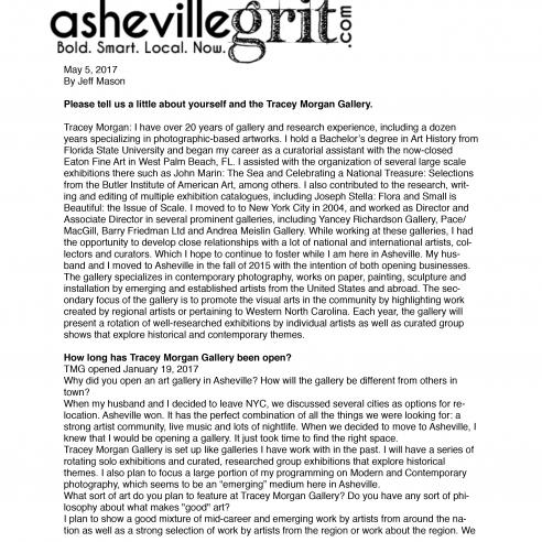 Asheville Grit