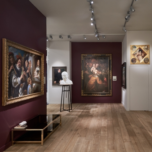TEFAF New York Fall 2017