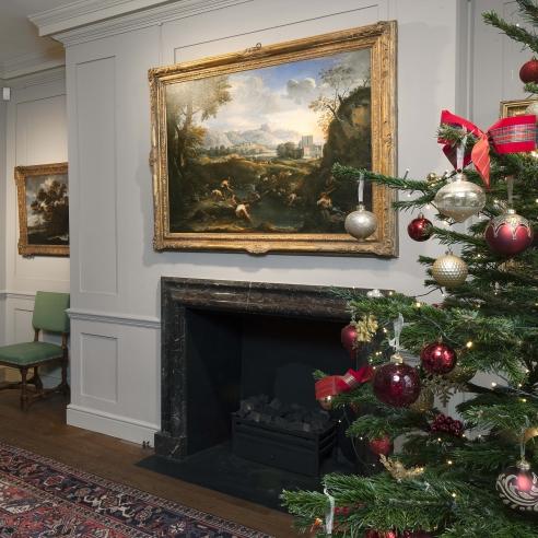 Christmas exhibition, 2016