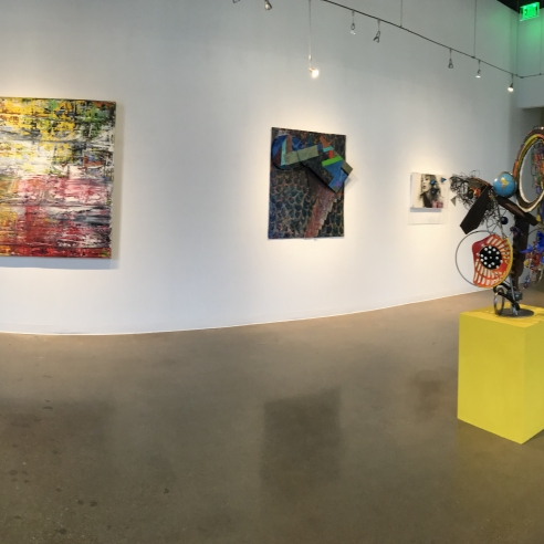 Bivins Gallery Group Show: Summer 2018