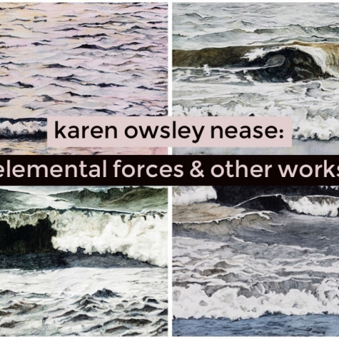 Elemental Forces and Other Work (limited run)