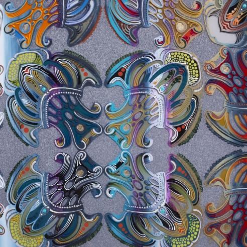 Tara Austin - Boreal Ornament III