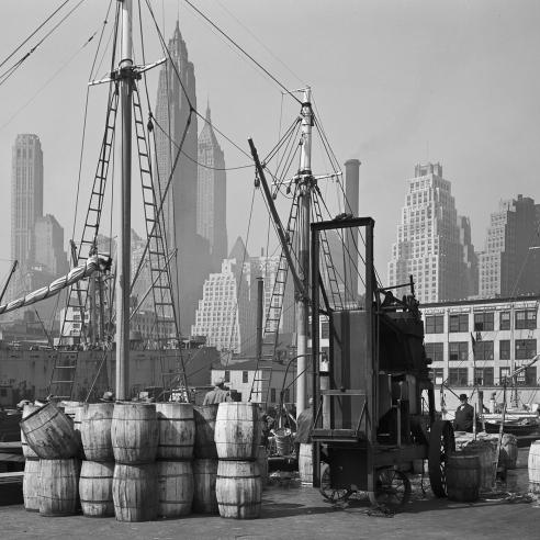 New York: 1946-1959
