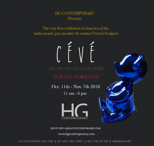 Invite to Young Forever by Cévé