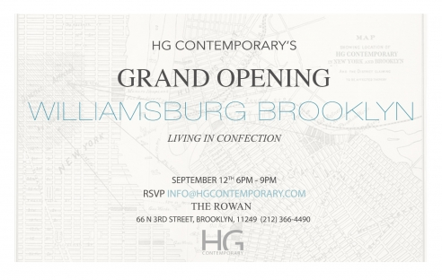 Grand Opening: HG Contemporary Brooklyn