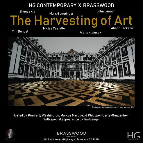 The Harvesting of Art