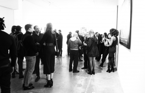 """""""Field of Thought"""" Exhibition by Florian Crespol"""