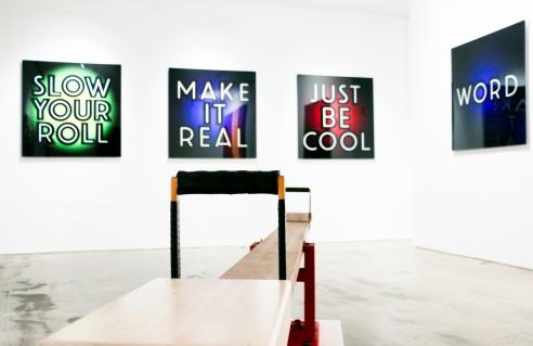 """FIT""exhibition by Jan Larsen"
