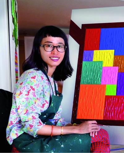 Zhenya Xia: Le Reve de mon Reve - Solo Exhibition