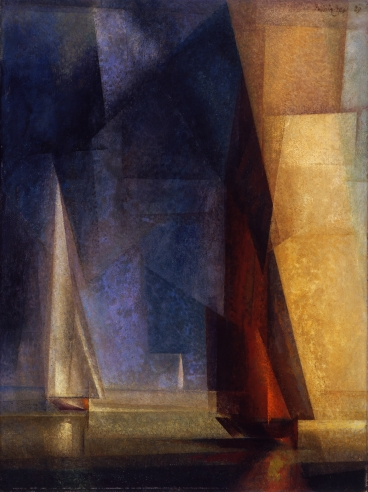 Lyonel Feininger at the Bauhaus: Visions of City and Sea 1919–1933