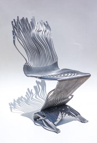 Zig Zag Impulse Chair