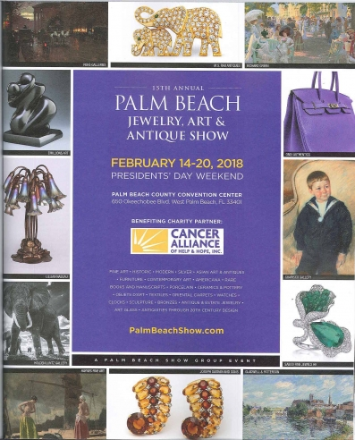 Palm Beach Jewelry, Art & Antique Show 2018