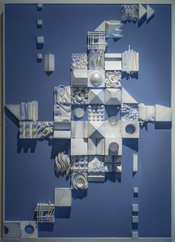 Cubist # 1