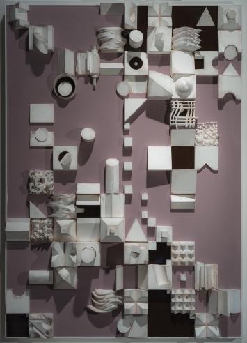Cubist # 3