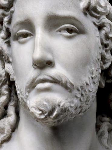 Pietro and Gian Lorenzo Bernini - Bust of the Savior