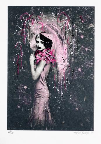 Art Deco (Pink)